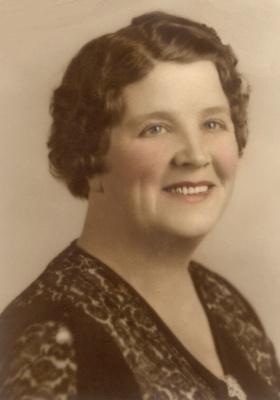 Bella Bulloch Miller, ca. 1935