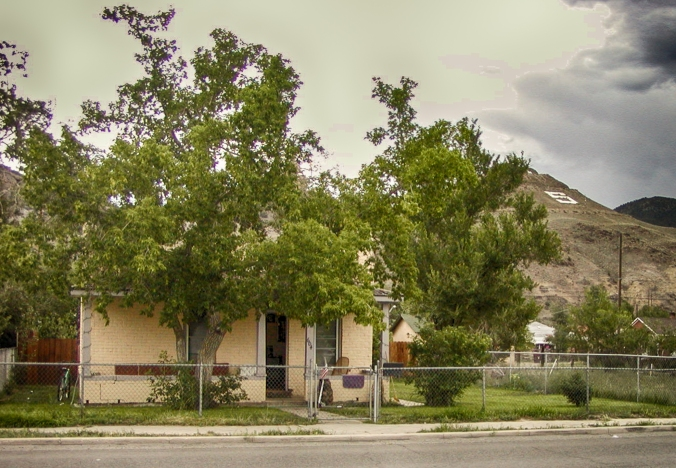 Merkt house, Salida-1977_HDR